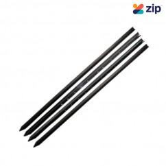 Davmar by C&L SP1800 - 1800mm Black Bitumen Star Picket Concrete Hand Tools