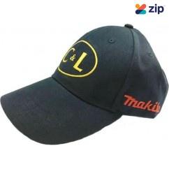 C&L CAPMAKITA - C&L Adjustable Buckle Cap With Makita Promotion