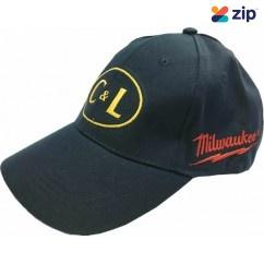 C&L CAPMILWAUKEE - C&L Adjustable Buckle Cap With Milwaukee Promotion