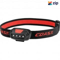 Coast COAFL11 - 130 Lumens Dual Color Utility Fixed Beam LED Headlamp 805101