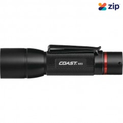 Coast COAHX5 - 130 Lumens HX5 Pure Beam Focusing Pocket Light LED Torch 805094 Torch with Replaceable Batteries