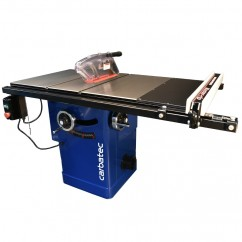 """Carbatec TS-C250P-30TG - 250mm (10"""") 2.5HP Cabinet Saw with 30"""" T-Glide Fence Kit"""