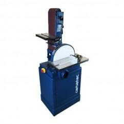 "Carbatec BDS-1530C - 150/305mm (6"" x 12"") Oscillating Belt/Disc Sander Disc Sanders"