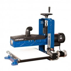 "Carbatec WDS-4080P - 750W 400mm/800mm (15-3/4"" / 31-1/2"") Wide Drum Sander Power Tools"