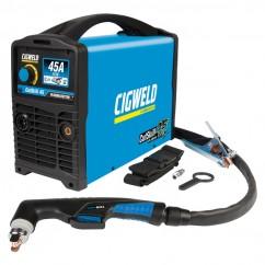 Cigweld 1-1601-40 - 240V 45A 15amp CutSkill 45 Plasma Cutter Plasma Cutting