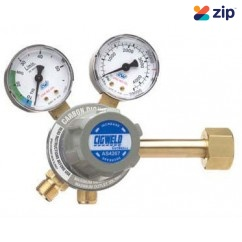 Cigweld 201008 - 20LPM SI Weldskill Co2 Regulator Promotion
