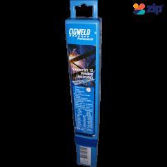 Cigweld 322135 - 2.5mm Satincraft 13 Welding Electrodes - 1kg Packet Promotion
