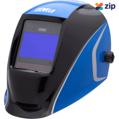 Cigweld 454350 - ProPlus Digital Auto-Darkening Welding Blue Helmet Welding Apparel