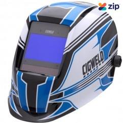 Cigweld ProPlus 454353- Digital Auto-Darkening Welding RacerHelmet Welding Apparel