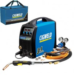 Cigweld W1005185 - Transmig 175I+ Single Phase Multi Process Welding Inverter Mig