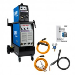 Cigweld W1005350 - 415V Transmig 350i Multi-Process Inverter Plant (with 4RT) Combination