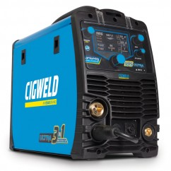 Cigweld W1006185 - Transmig 185 Ultra Auto Set 3 in 1 Welding Inverter Mig