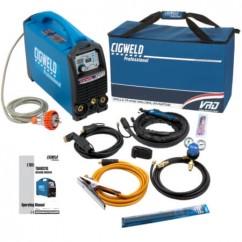 Cigweld W1007171 - Transtig 170Ti Welding Inverter - Plant Kit Tig