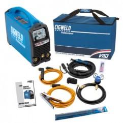 Cigweld W1007190 - Transtig 170Pi Welding Inverter - Plant Kit Tig