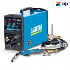 Cigweld W1008155 - WELDSKILL 155 Multi Process Inverter Welder