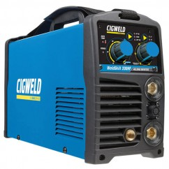Cigweld W1008200 - 240V WELDSKILL 200HF Single Phase Welding Inverter Tig