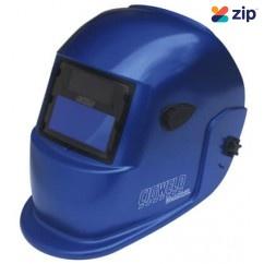 Cigweld WeldSkill 454305 Auto Darkening Helmet BLUE