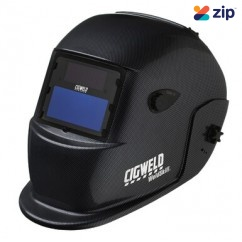 Cigweld 454314 - WeldSkill Auto Carbon Fibre Darkening Helmet Welding Apparel