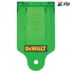 Dewalt DW0730G - Green Target Card DETARGET