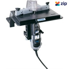 "Dremel 231 - 8"" x 6"" Worktable Shaper/Router Table 26150231AA Attachments"
