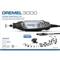 Dremel 3000-2/30 - 125W Variable Speed Rotary Multi Purpose Tool F0133000PN
