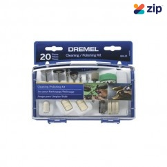 Dremel 684 -  20 Piece Cleaning/Polishing Accessory Set 26150684AA Cleaning & Polishing