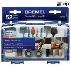 Dremel 687-01 - General Purpose Accessory Set 26150687AA Promotion