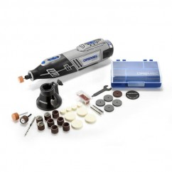 Dremel 8220-1/28 - 10.8V Cordless High-Performance Rotary Tool Kit Other Cordless
