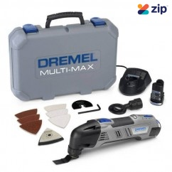 Dremel 8300-01 - 10.8V Multi-Max Cordless Variable-Speed Multi Tool Kit Cordless Multi-Tools