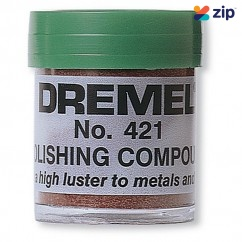 Dremel 421 - Polishing Compound 2615000421 Cleaning & Polishing