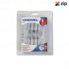 Dremel 692 - 6 Pieces Router Bit Set 2615069200