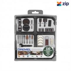 Dremel 709-RW2 - 110 Pieces Super Accessory Kit 26150709AD