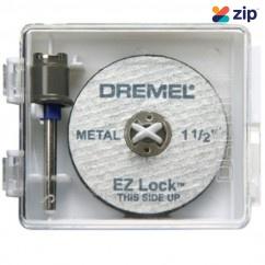 Dremel EZ406-02 - EZ Lock Starter Kit 2615E406AD Cutting