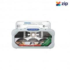 Dremel MM389 - 6 Pce Cutting Accessory Kit with Universal Acc Adaptor 2615M389AA Cutting