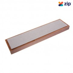 EZE-LAP 42F - 600 Fine Grit Diamond Sharpening Stone On Walnut Pedestal