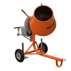 Easymix EM35H - 3.5Cft Cement Mixer With Honda Engine Machinery & Power Tools