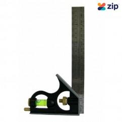 "Eclipse EC-CS150 - 150mm/6"" Cast Iron Professional Combination Square Levels"