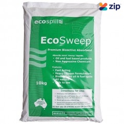 Ecospill SA10 - 10kg EcoSweep Bioactive Absorbent Cleaning Products