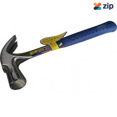 Estwing EWE3-28C-24 - 24 Oz Vinyl Shock Reduction Grip Claw Hammer Nail Hammers
