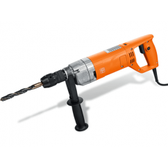 Fein BOS16-2 - 240V 1200W  Two-Speed Hand Drill  72054960060 240V Drills - Non Impact