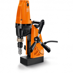 Fein KBB30 - 240V 750W Up to 30mm Metal Core Drilling Unit 240V Drills - Magnetic Base