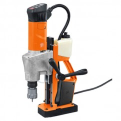 Fein KBM50Q - 1200W Up to 50mm 2 Speed Metal Core Drill 72704161060 240V Drills - Magnetic Base