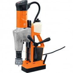 Fein KBM 65 U - 1300W 2 Speed Metal core drilling unit 72704361060 240V Drills - Magnetic Base