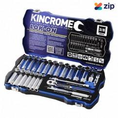 "Kincrome K27013 - 45 Piece 3/8"" Square Drive LOK-ON Socket Set  Socket Sets"