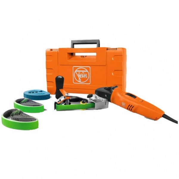 Fein RS10-70EStartSet - 240V 800W Pipe Sander 72216660060 240V Sanders - Belt