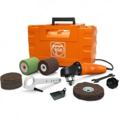 Fein WPO14-25ESet - 1200W Stainless Steel Start Polisher Kit 69908010693 240V Polishers