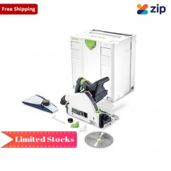 Festool TSC55REBLi-Basic - 160mm Cordless Plunge Cut Saw Skin 201395 Circular Saws