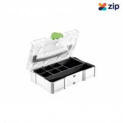 Festool 203821 - Mini T-Loc Universal Storage Box Systainer  Tool Cases