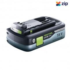 Festool BP 18 Li 4,0 HPC-ASI - 18V Li-Ion 4.0 Ah Airstream Bluetooth High Power Battery Pack 205034