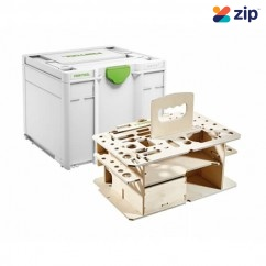 Festool SYS3 HWZ M 337 - Systainer 3 SYS 4 Medium Storage Box for Hand Tools 205518